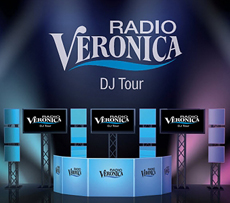 Radio Veronica DJ Tour